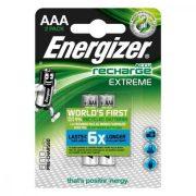 Újratölthető akkumulátorok Energizer E300624300 AAA HR03 800 mAh Ezüst