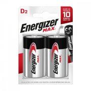 Elemek Energizer Max LR20 (2 pcs)