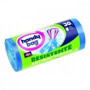Szemeteszsák Handy Bag Csepegésgátló Antibakteriális (15 x 30 L)