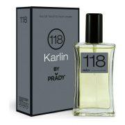 Férfi Parfüm Karlin 118 Prady Parfums EDT (100 ml)