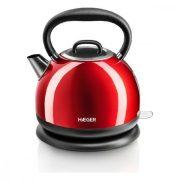 Vízforraló és Elektromos Teakészítő Haeger Red Cherry 2200 W 1,7 L