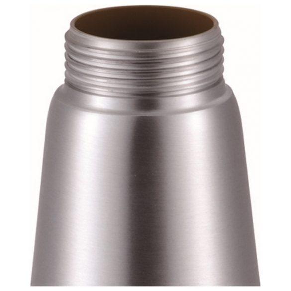 Adagoló Masterpro Krémszín Alumínium Ezüst színű (9 x 9 x 32 cm)