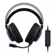 Fejhallgató Mikrofonnal Gigabyte AORUS H1 Fekete
