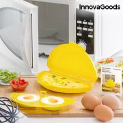 InnovaGoods Edény Mikrohullámú Sütőbe
