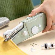 Hordozható utazásó kézi varrógép Sewket InnovaGoods