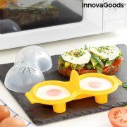 Dupla szilikon tojás Oovi InnovaGoods
