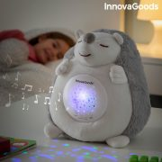 Sündisznó plussjáték, Fehér zajjal és éjszakai fényvetítővel Spikey InnovaGoods