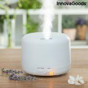 Aroma diffúzoros párásító többszínű LED-del Steloured InnovaGoods