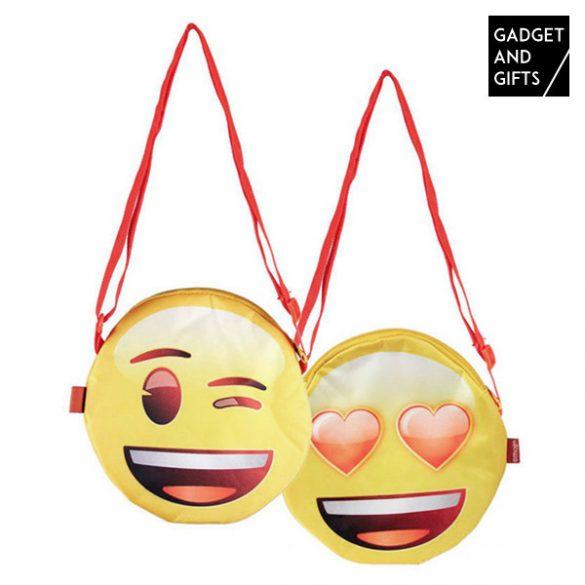 Gadget and Gifts Wink-Love Emoticonos Táska