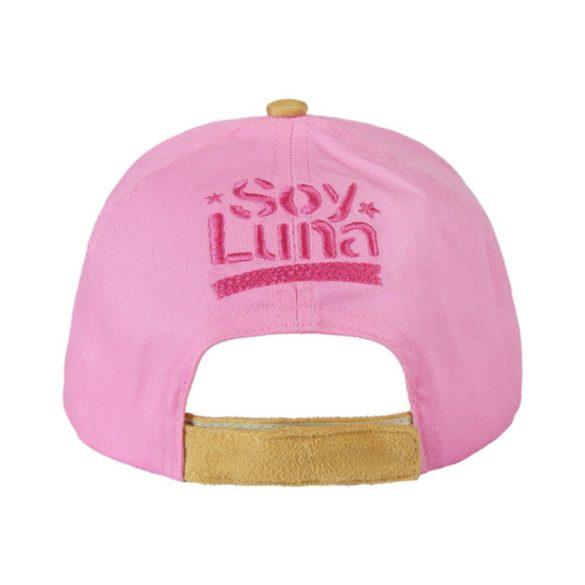 Rózsaszín Soy Luna Sapka (55 cm)